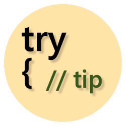 Dot Net Code Tips